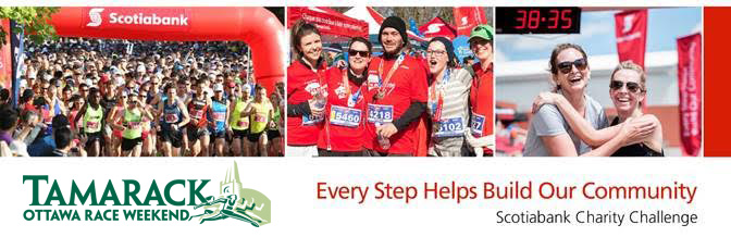 Image result for Scotiabank Charity Challenge ottawa 2018